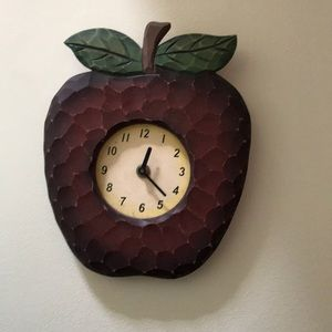 Other - Apple wall clock
